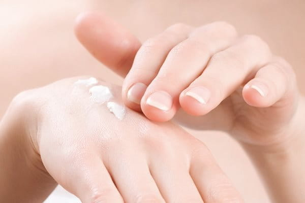 Hand cream for sensitive skin is just one of our products for dry, sensitive skin