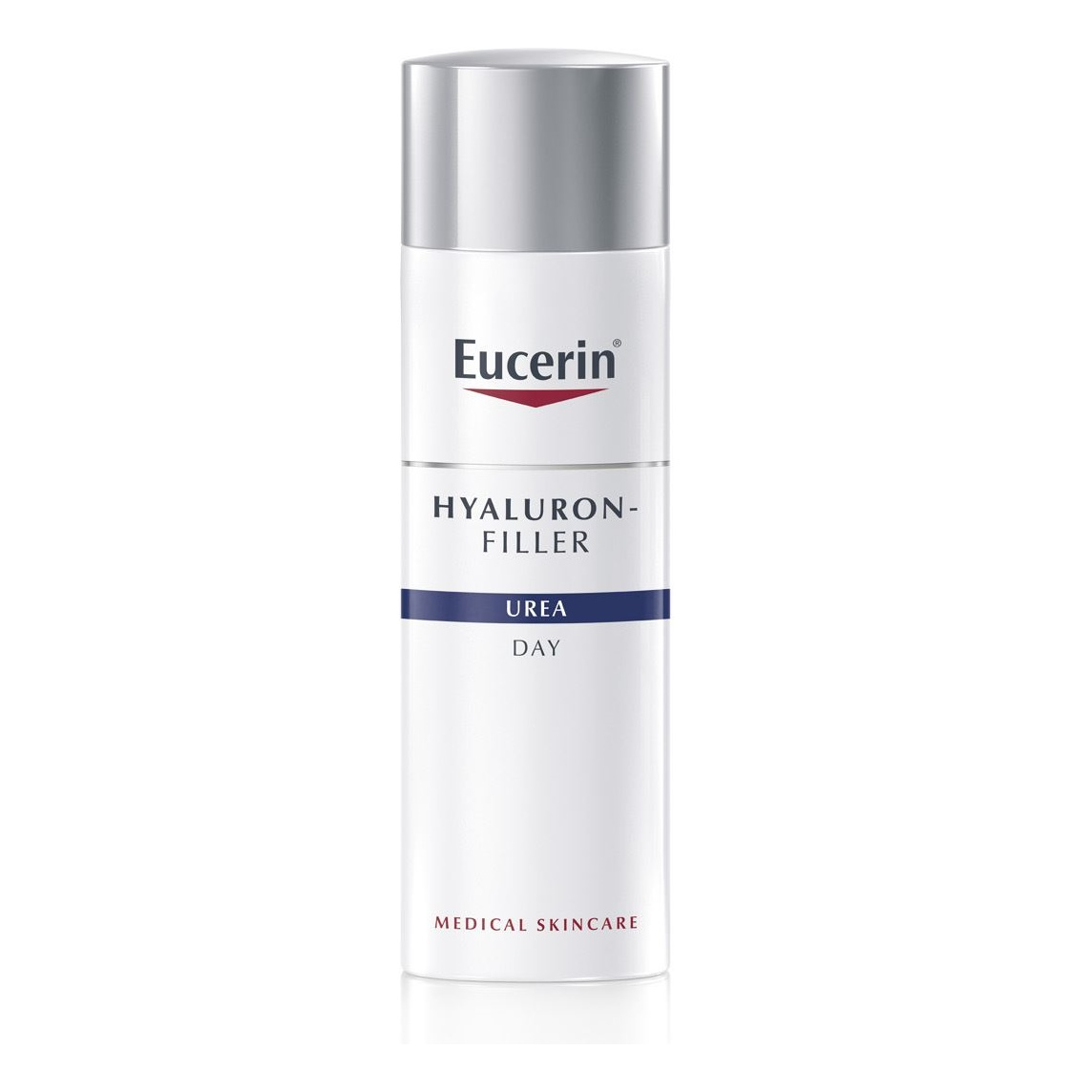 Hyaluron-Filler + Urea Нощен крем - против стареене -Eucerin