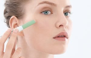 5. The final step in your morning acne skincare routine: cover-up and make-up.